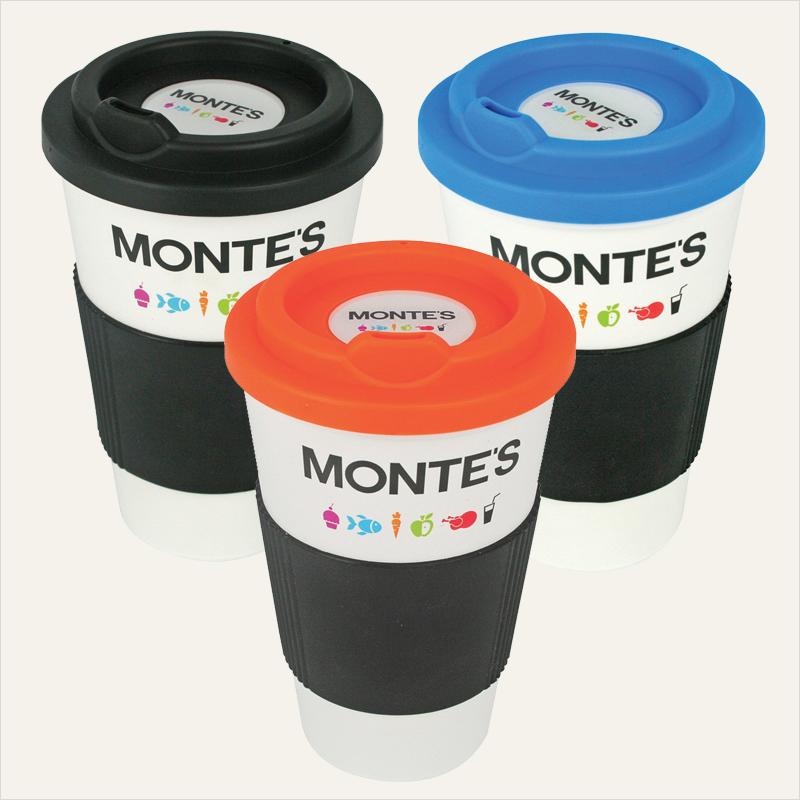 smart-mug™ – caffe deluxe silicon grip