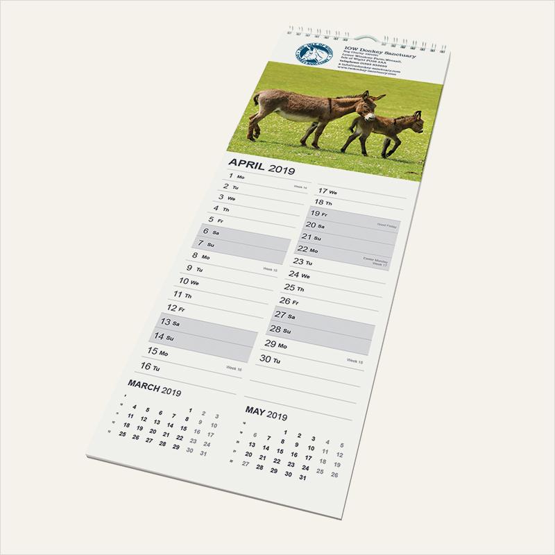 smart-calendar™ – midi wall