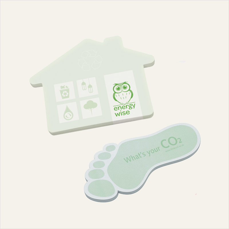 enviro-smart™ – shape sticky notes