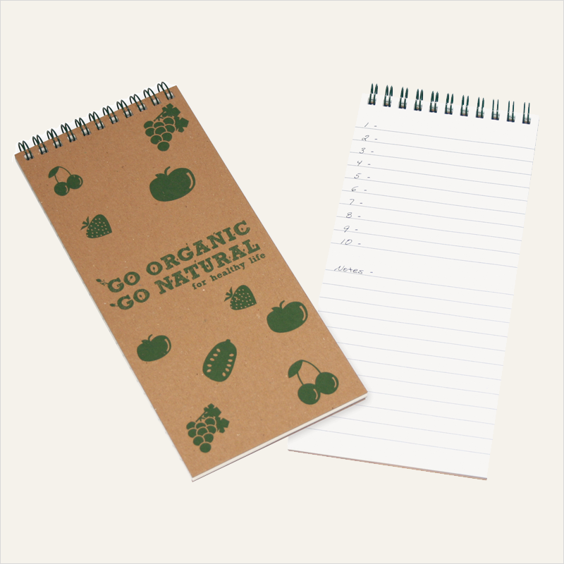 enviro-smart™ – natural cover list pad