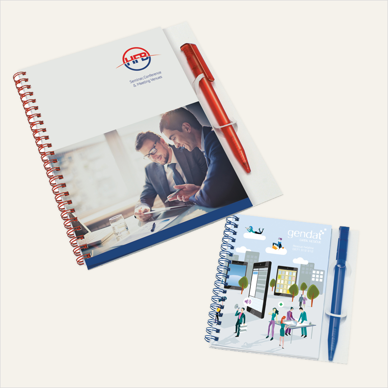 wiro-smart™ – poly note pad and pen