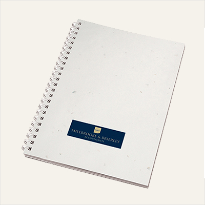 enviro Smart White Card Cover